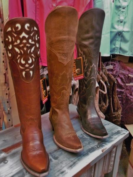 0c8219b46aa Ariat Cowboy Boots - Seven Stones Gallery